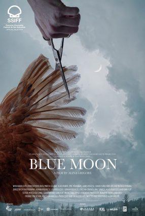 Cartaz do filme LUA AZUL – BLUE MOON