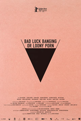 Cartaz do filme MÁ SORTE NO SEXO OU PORNÔ AMADOR – BAD LUCK BANGING OR LOONY PORN