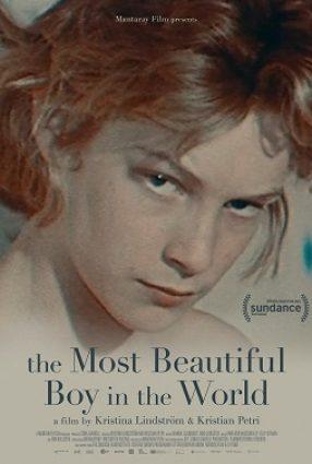 Cartaz do filme O GAROTO MAIS BONITO DO MUNDO – The most beautiful boy in the world