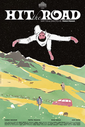 Cartaz do filme PEGANDO A ESTRADA – Hit the Road
