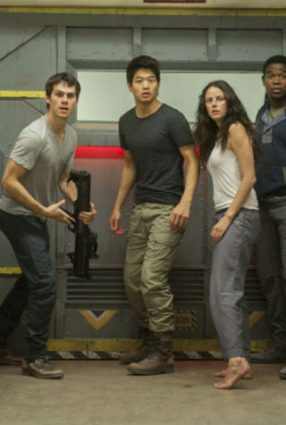 Cartaz do filme MAZE RUNNER: PROVA DE FOGO | Maze Runner: The Scorch Trials