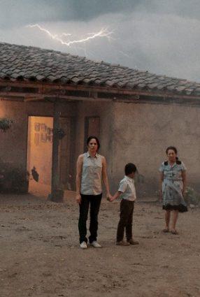 Cartaz do filme A TERRA E A SOMBRA – La Tierra y la Sombra