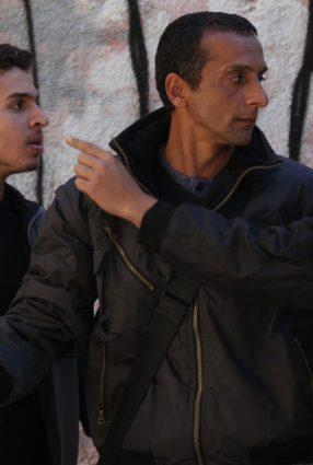 Cartaz do filme BELÉM – ZONA DE CONFLITO – Bethlehem