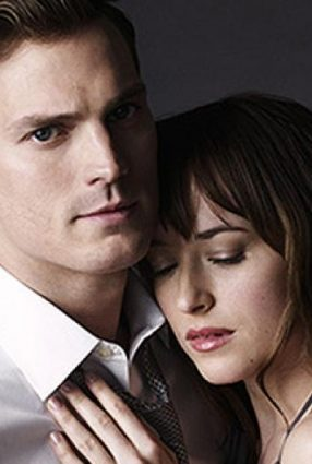 Cartaz do filme CINQUENTA TONS DE CINZA – Fifty Shades of Gray