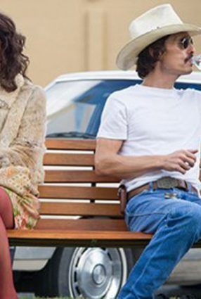 Cartaz do filme CLUBE DE COMPRAS DALLAS – Dallas Buyers Club