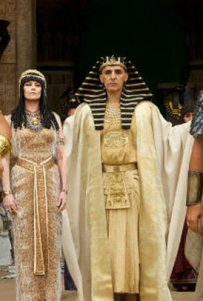 Cartaz do filme ÊXODO: DEUSES E REIS – Exodus: Gods and Kings