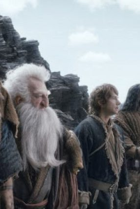 Cartaz do filme O HOBBIT: A DESOLAÇÃO DE SMAUG – The Hobbit: The Desolation of Smaug