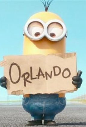 Cartaz do filme MINIONS