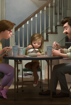Cartaz do filme DIVERTIDA MENTE – Inside Out