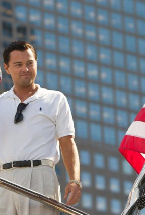 Cartaz do filme O LOBO DE WALL STREET – The Wolf of Wall Street