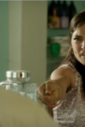 Cartaz do filme A PASSAGEIRA – MAGALLANES
