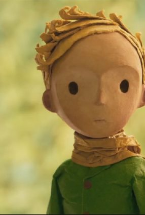 Cartaz do filme O PEQUENO PRÍNCIPE – The Little Prince