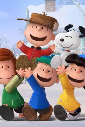 Cartaz do filme SNOOPY & CHARLIE BROWN: PEANUTS, O FILME – THE PEANUTS MOVIE