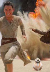 STAR WARS – O DESPERTAR DA FORÇA – Star Wars