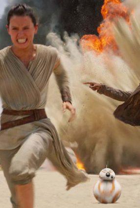 Cartaz do filme STAR WARS – O DESPERTAR DA FORÇA – Star Wars