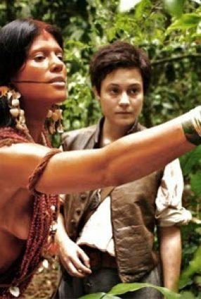 Cartaz do filme VERMELHO BRASIL – Rouge Brésil